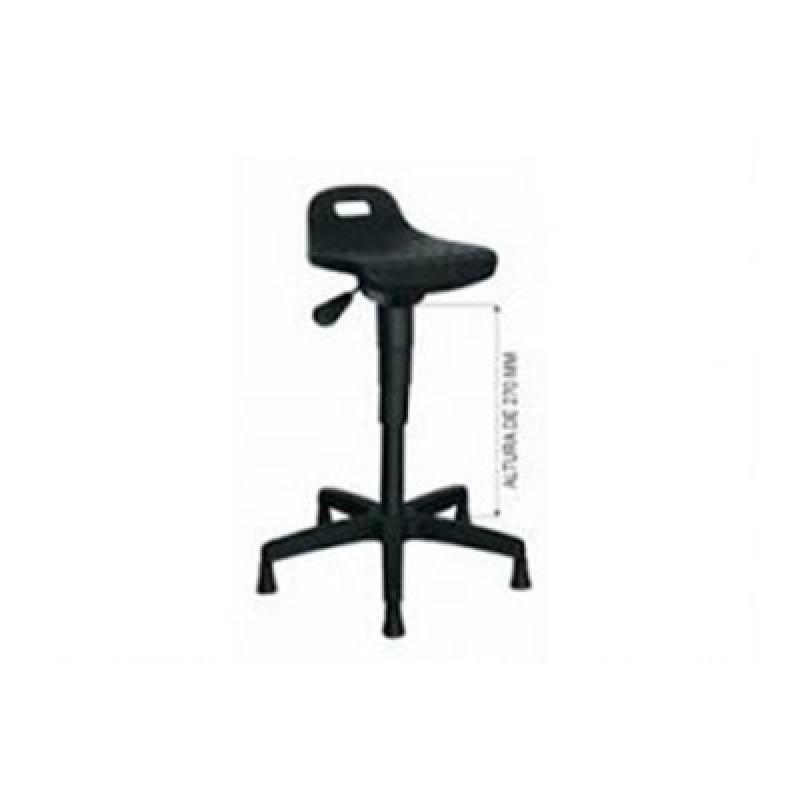 Cadeira Alta para Escritório Preço Jaguaré - Cadeira com Rodas para Escritório