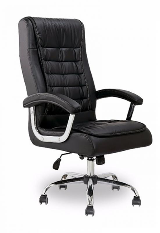 Cadeira Giratória com Braço para Escritório Preço Freguesia do Ó - Cadeira com Rodas para Escritório