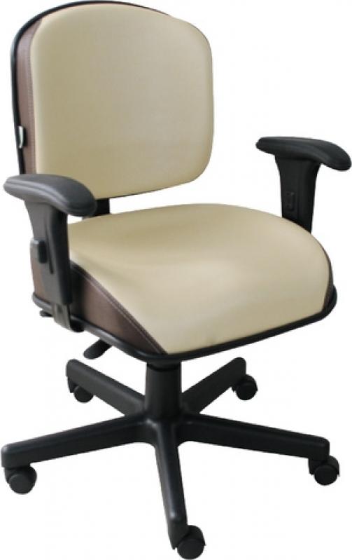 Cadeira para Escritório Confortável Preço Conjunto Residencial Butantã - Cadeira Alta para Escritório