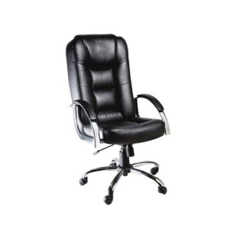 Cadeira para Escritórios Confortável Ponte São João - Cadeira Giratória com Braço para Escritório
