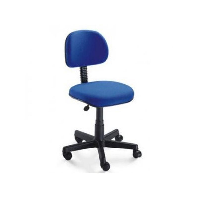 Cadeira Simples para Escritório Preço Bosque dos Pinheirinhos - Cadeira para Escritório sem Rodinha