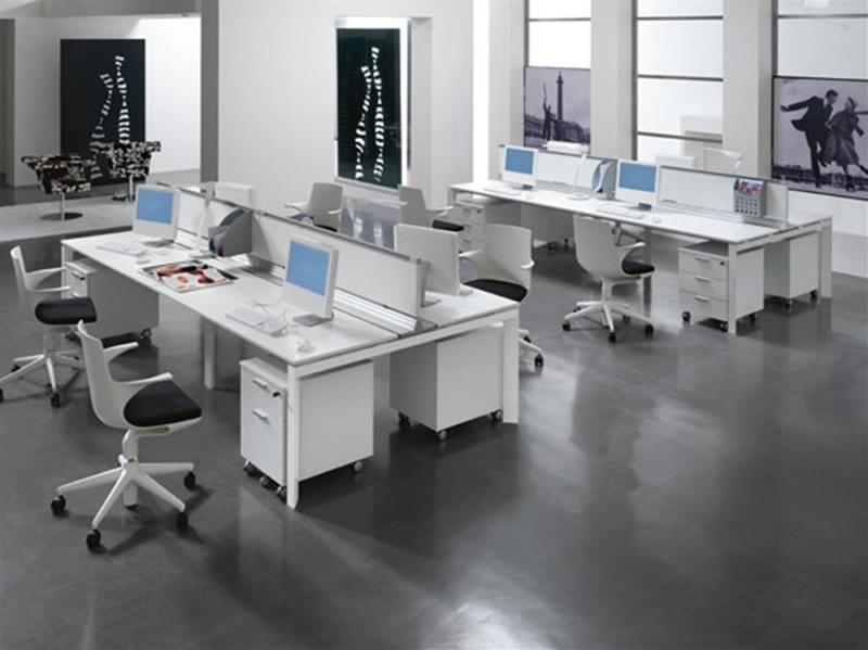 Mesa Estação de Trabalho para Escritório Orçar Jardim Itália - Mesa de Escritório em L com Gaveta