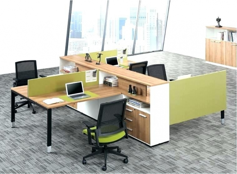 Mesas Estação de Trabalho para Escritórios Anhangabaú - Mesa para Reunião Escritório