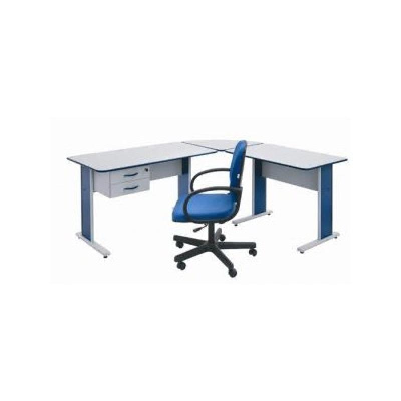 Onde Tem Mesa para Escritório com Gaveta Vila Ursulina - Mesa para Reunião Escritório