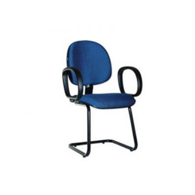 Quanto Custa Cadeira para Escritório sem Rodinha Pacaembu - Cadeira Giratória com Braço para Escritório