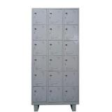 armário roupeiro em aço 2 portas barato Pompéia