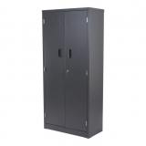 armário roupeiro em aço 2 portas Caieiras
