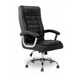 comprar cadeira para escritório confortável Vila Suzana