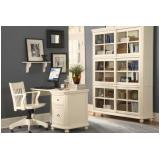 estante para escritório com gavetas Gramadão