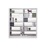 estantes de escritórios para livros Instituto da Previdência