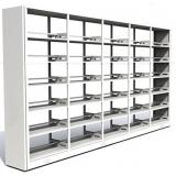 onde comprar estante para livros escritório Pompéia